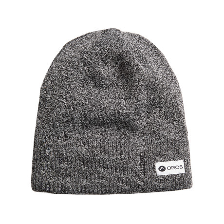 Discovery Beanie // Black Heather
