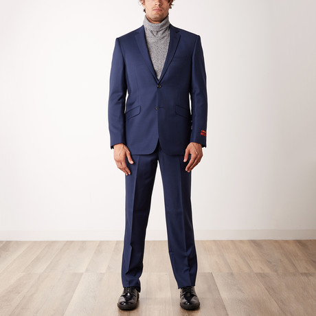 Bella Vita // Slim Fit Suit // Beautiful Blue (US: 44S)