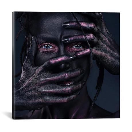 "The Silence // Ivan Kovalev (18""W x 18""H x 0.75""D)"