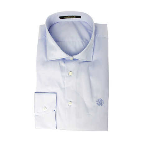 Comfort Fit Dress Shirt // Baby Blue (US: 15R)