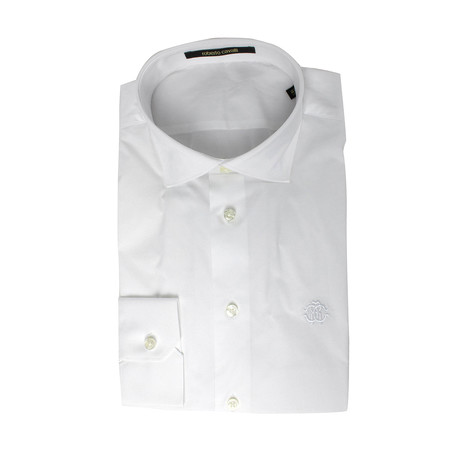 Comfort Fit Dress Shirt // White (US: 15R)