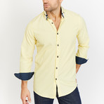 Noah Button Up // Yellow (L)