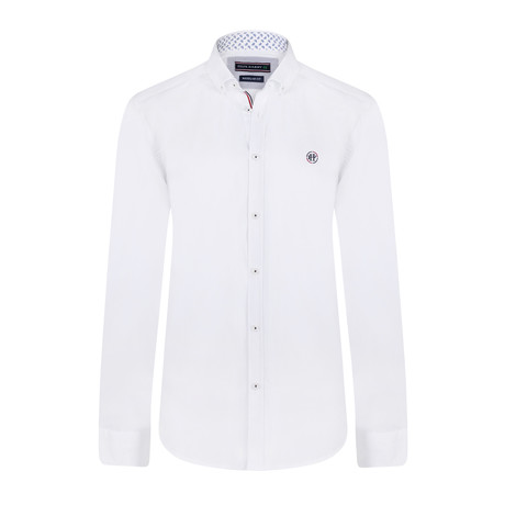 Eurus Dress Shirt // White  (XS)