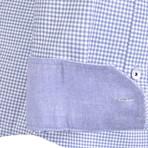 Apollo Dress Shirt // Grey + White (XL)