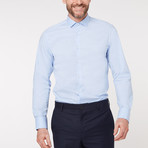 Slim Fit Business Shirt V1 // Blue (XS)