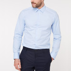Regular Fit Business Shirt V2 // Blue (3XL)