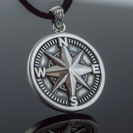 Wind Rose Pendant
