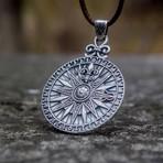 Big Compass Pendant
