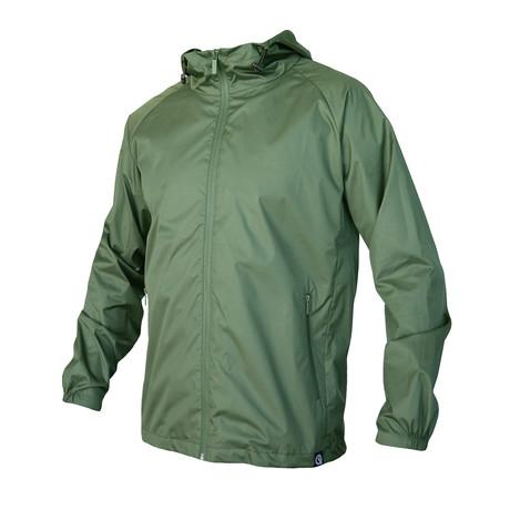Dryflip Jacket // Green (XS)