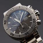 Oris Aquis Titan Chronograph Automatic // 67476557253MB // Pre-Owned