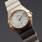Omega Constellation Quartz // 123.20.27.60.55.008 // Pre-Owned