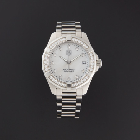 Tag Heuer Ladies Aquaracer Quartz // WAY1314.BA0915 // Store Display