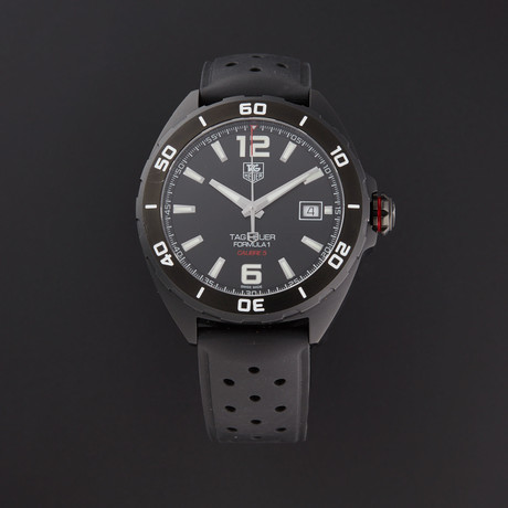 Tag Heuer Formula 1 Automatic // WAZ2115.FT8023 // Pre-Owned