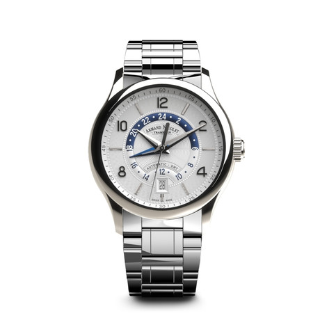 Armand Nicolet GMT Automatic // A846AAA-AG-M9742
