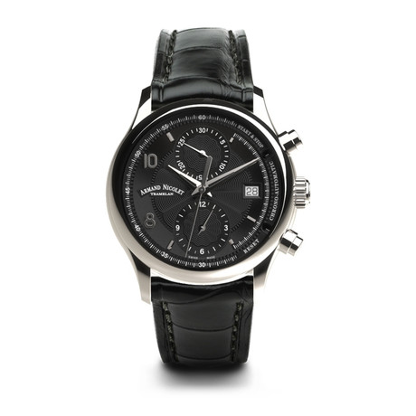 Armand Nicolet Chronograph Automatic // A844AAA-NR-P840NR2