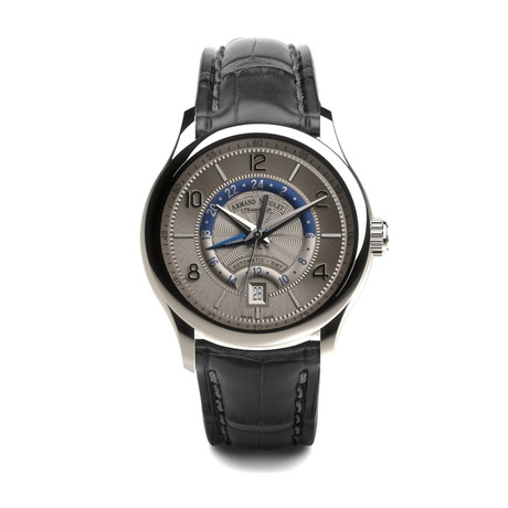 Armand Nicolet GMT Automatic // A846AAA-GR-P840GR2