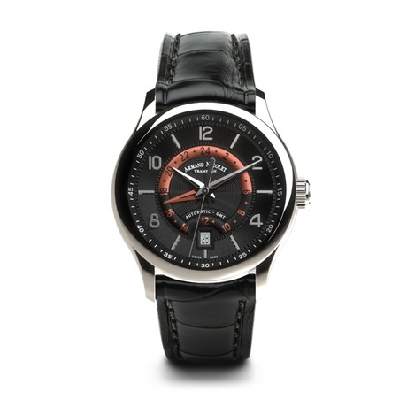 Armand Nicolet GMT Automatic // A846AAA-NR-P840NR2