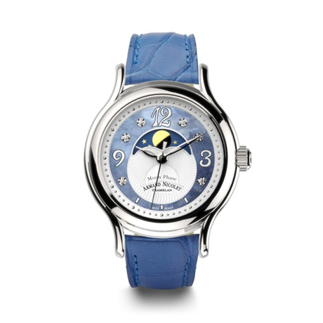 Armand Nicolet Moonphase Quartz // A882AAA-AK-P882LV8