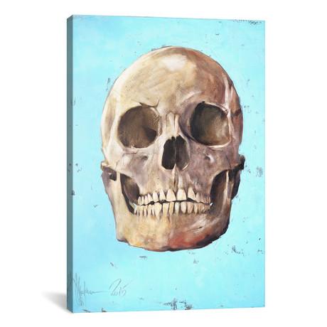 """The Skull // Igor Shulman (18""""W x 26""""H x 0.75""""D)"""