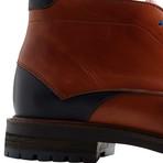 Cardigan Shoe // Cognac (Euro: 44)