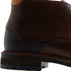 Cardigan Shoe // Dark Brown (Euro: 40)