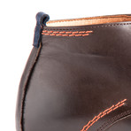 London Leather // Dark Brown (Euro: 43)