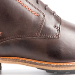 London Leather // Dark Brown (Euro: 45)