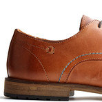 Manchester Leather // Cognac (Euro: 42)