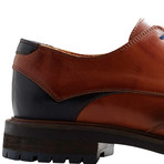 Reading Shoe // Cognac (Euro: 44)
