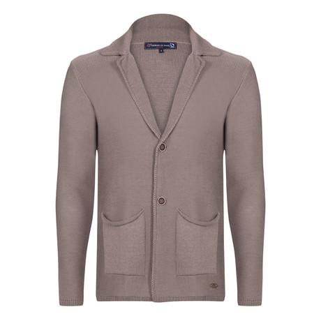 Ilkay Knitwear Jacket // Vizone (S)