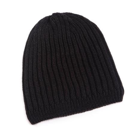 Dan Wool Hat (Black)