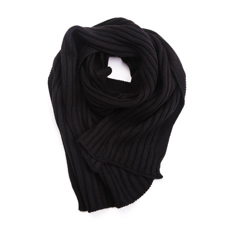 Rockwell Wool Scarf (Cappuccino)