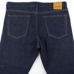 Tom Ford // Five Pocket Slim Fit Jeans // Blue (56)