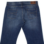 Brunello Cucinelli // Faded Denim Jeans // Stone Blue (44)