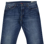 Brunello Cucinelli // Faded Denim Jeans // Stone Blue (58)