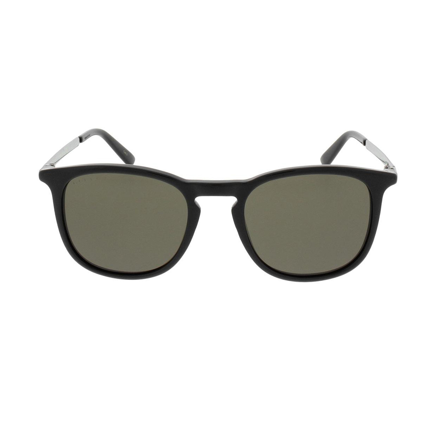 c5dd5c9b676d0 Unisex GG0136S-001-51 Sunglasses    Black + Brown - Gucci - Touch of ...