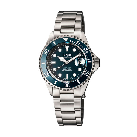 Gevril Wall Street Automatic // 4853A