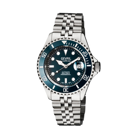 Gevril Wall Street Automatic // 4853B