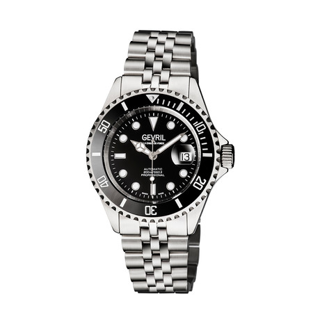 Gevril Wall Street Automatic // 4857B