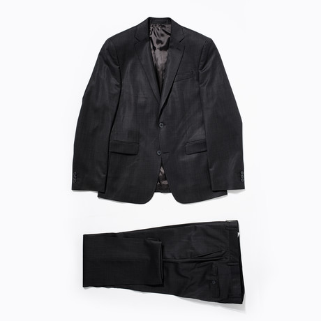 Classic Wool Suit // Charcoal (Euro: 46)