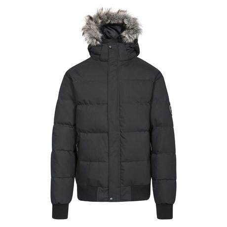 Calgary DLX Down Jacket // Black (XXS)