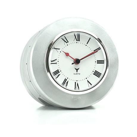 Engine Piston Desk Clock