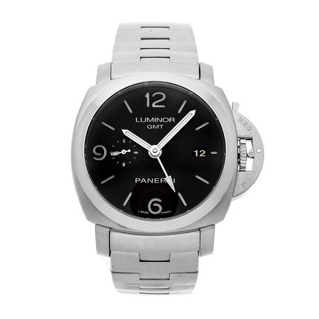 Panerai Luminor GMT Automatic // PAM 329 // Pre-Owned