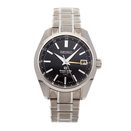 Grand Seiko Hi-Beat 36000 GMT Automatic // SBGJ013 // Pre-Owned