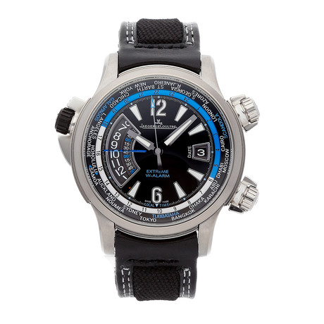 Jaeger-LeCoultre Master Compressor Extreme World Alarm Automatic // 286/350 // Pre-Owned