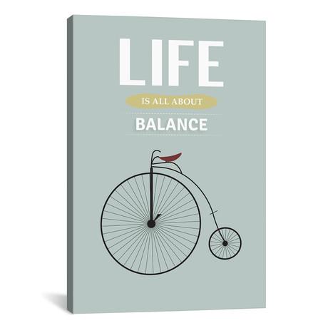 "Balance (18""W x 26""H x 0.75""D)"