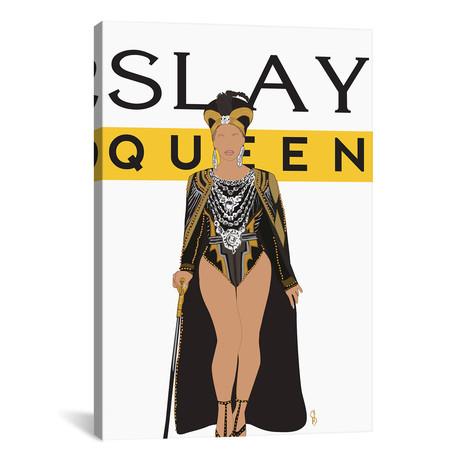 "Slay Queen Beyonce (18""W x 26""H x 0.75""D)"