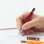 Carbon Fiber Ballpoint Pen (Black)