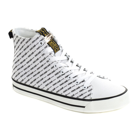 High Top Sneaker // White (Euro: 40)