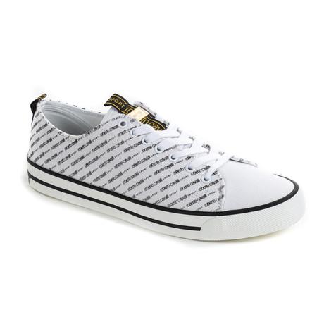 Low Top Sneaker // White (Euro: 40)
